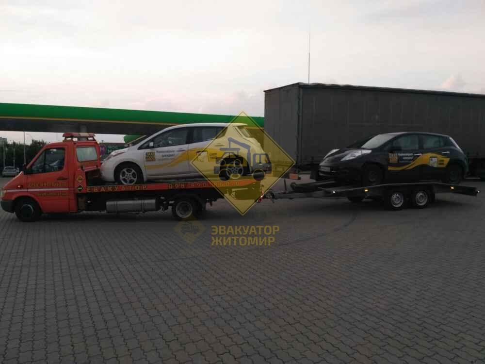 Перевозка автовозом в Украине